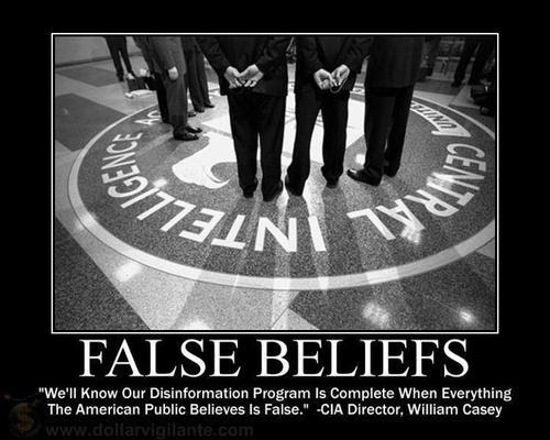 False Beliefs