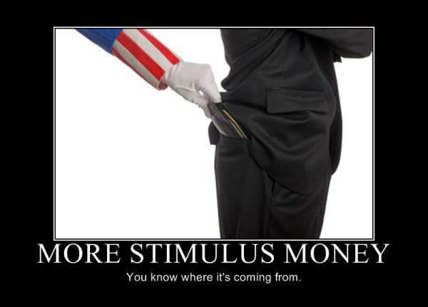 More stimlulus money