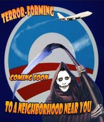 terror-forming coming soon to a neighborhood near you