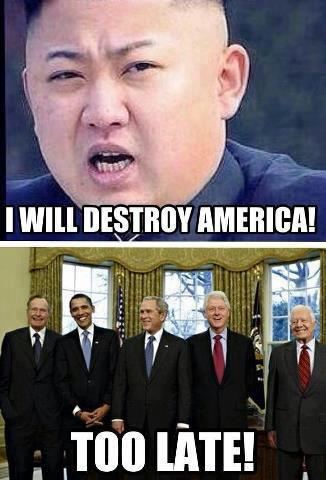 i will destroy america