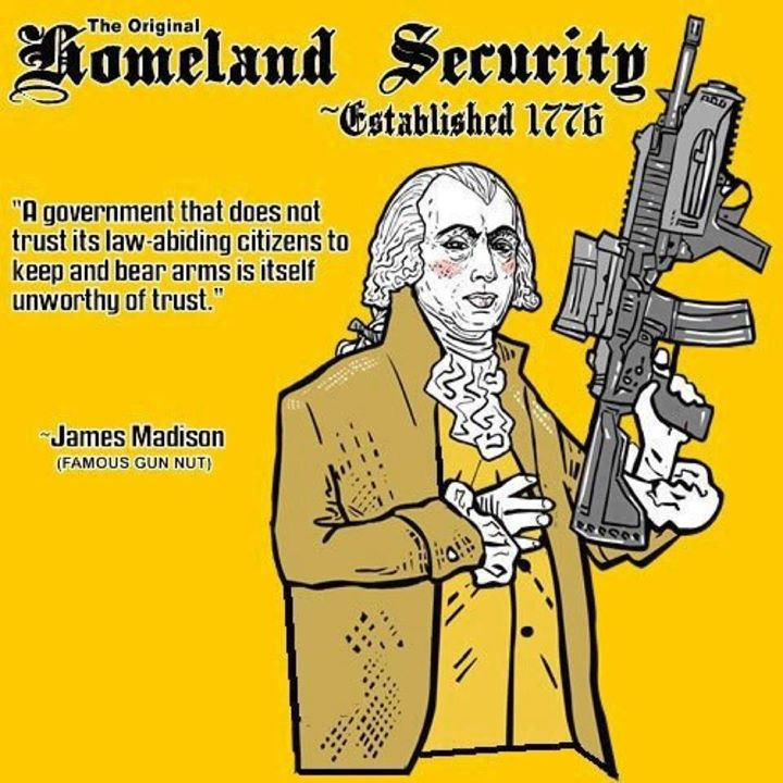 The original homeland security