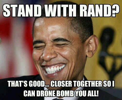 Stand with rand?
