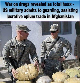 War on drugs revealed as total hoax