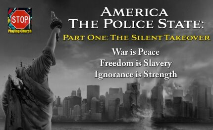 America the police state