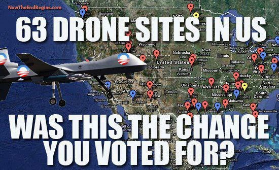 63 drone sites in U.S.