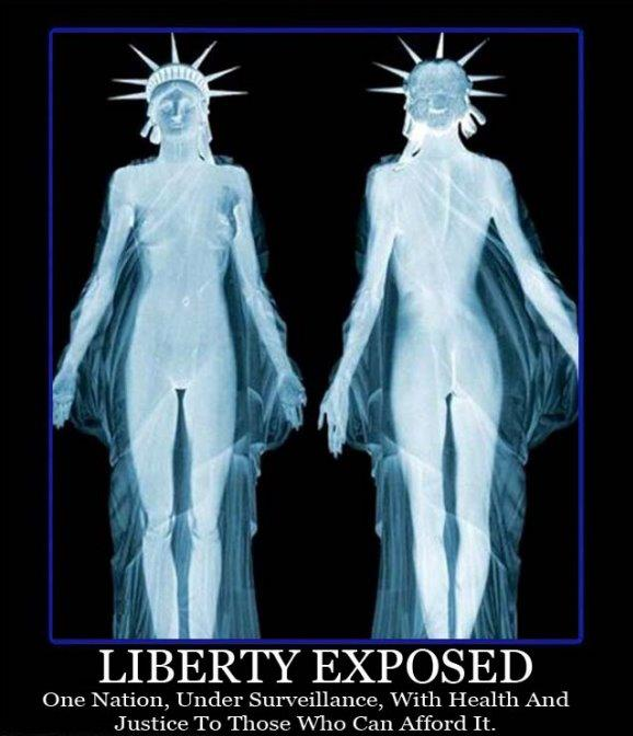 liberty exposed