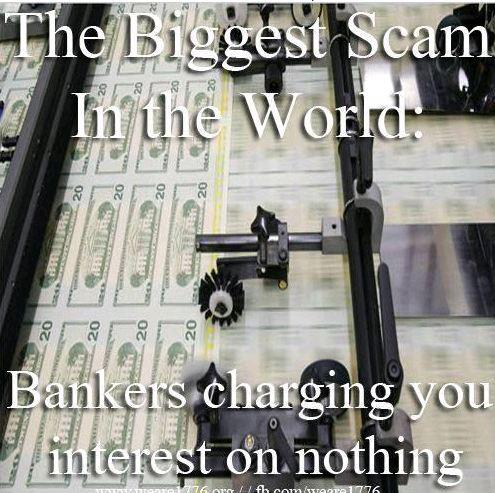 the biggest scam in the world