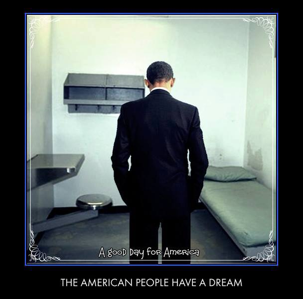 The American People have a dream