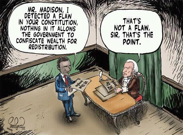 flaw in the constitution