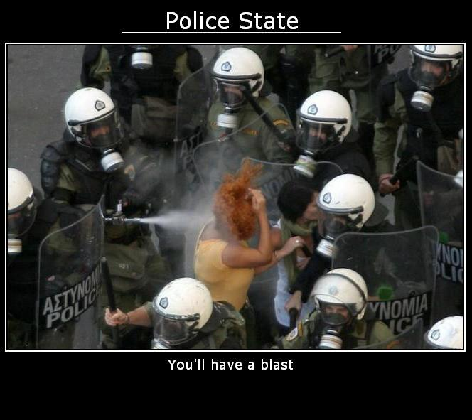 police state