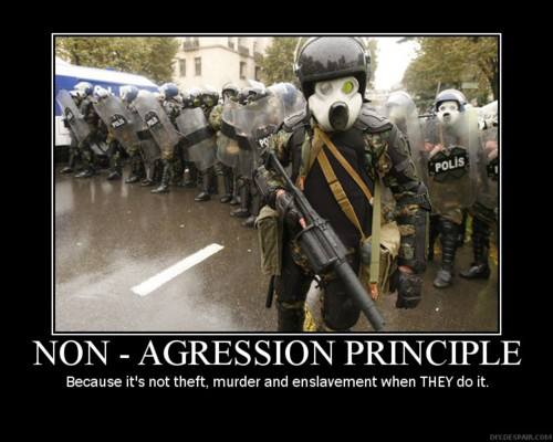 Non-aggression principle