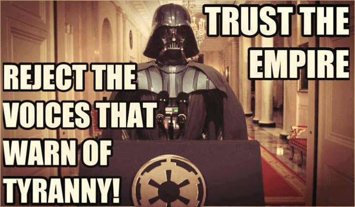Trust the empire