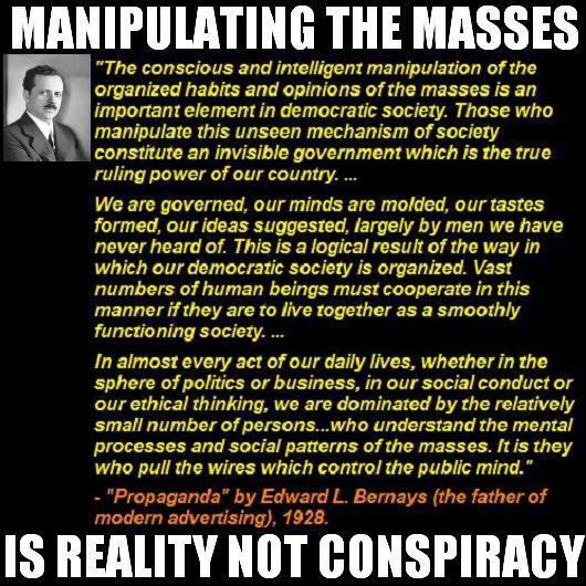 Manipulating the masses