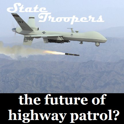 the future of highway patrol
