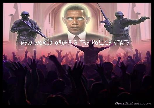 New world order and the police state
